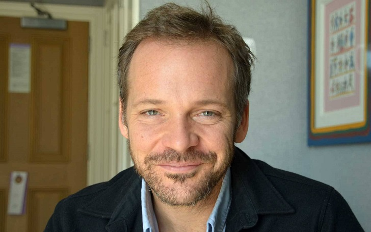 Actor Peter Sarsgaard Makes His Kids' Christmas Presents