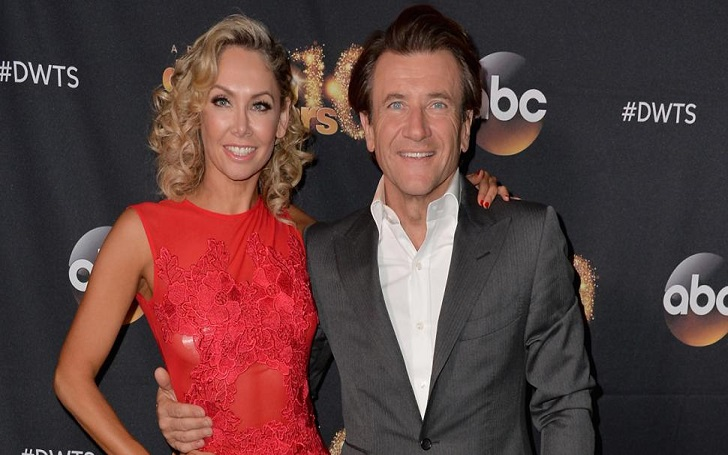 Double Surprise! Robert Herjavec and Wife Kym Johnson Are Expecting Twins
