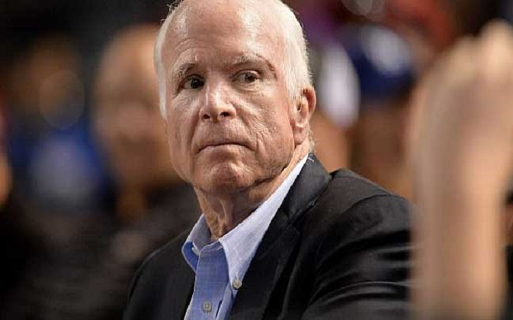 John McCain Was Hospitalized Due to Side Effects From His Brain Cancer Treatment