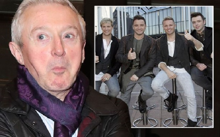 Louis Walsh Says The Westlife Reunion Is Happening  But Without Brian McFadden