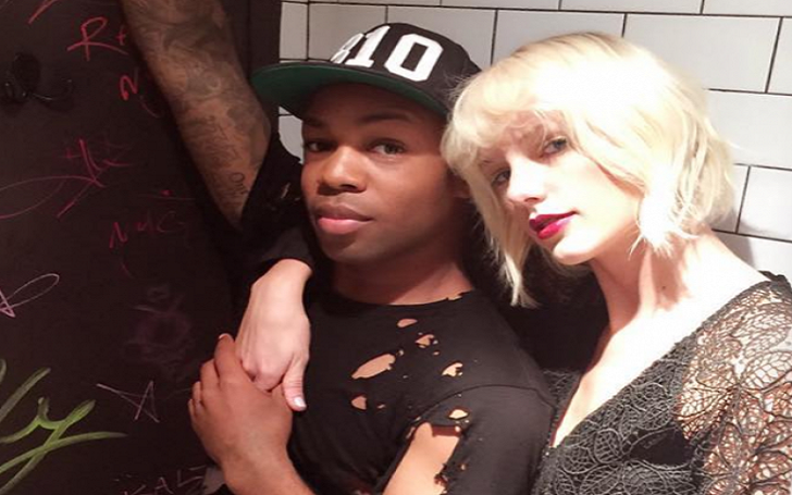 Todrick Hall Says His Friend Taylor Swift Is the 'Happiest I've Ever Seen Her,'