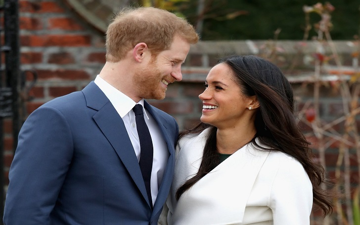 Prince Harry and Fiancee Meghan Markle Wedding Date Confirmed: 19 May 2018