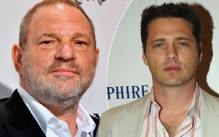 Actor Jason Priestley Says He Punched Harvey Weinstein at a 1995 Golden Globes Party