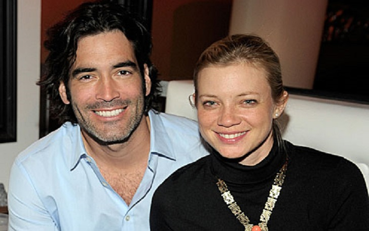 Amy Smart Defends Her Husband Carter Oosterhouse Amid Sexual Misconduct  Allegations