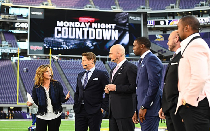 ESPN's Suzy Kolber Explains Why 'Monday Night Football' Is 'More Than a Game'