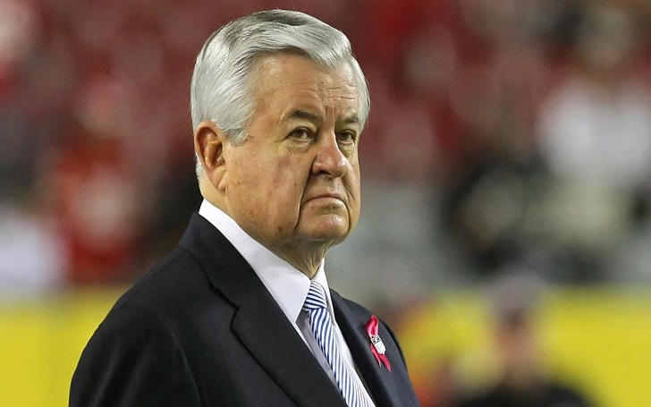 Jerry Richardson, NFL Panthers Owner, Accused of Sexual and Racial Misbehavior