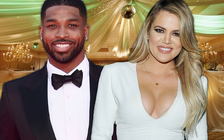 Pregnant Khloe Kardashian and Tristan Thompson's Marriage Rumor Surfaced As She Flaunted Ring