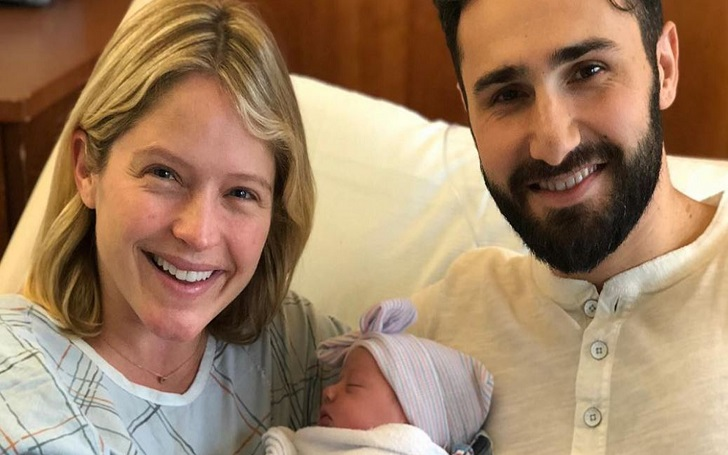 The View Star Sara Haines Welcomes a Baby Girl With Husband Max Shifrin: Photos