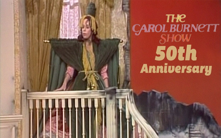 Carol Burnett 50th Anniversary Special, Again With Kristin Chenoweth and Bernadette Peters on Dec 27