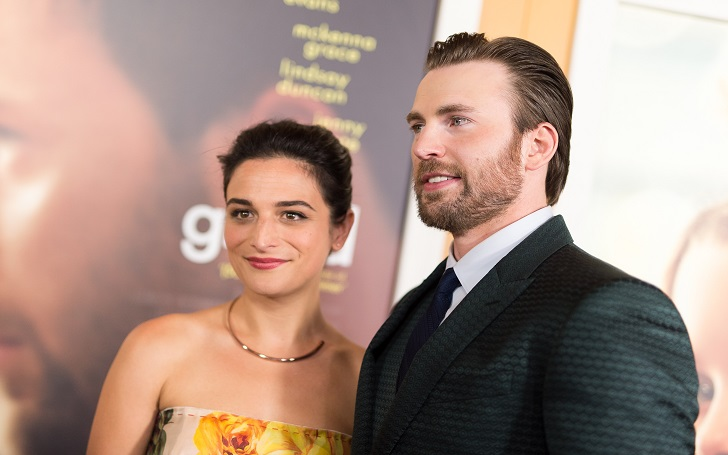 Jenny Slate Celebrated Christmas With Ex-Boyfriend Chris Evans' Family: Are They Back Together?