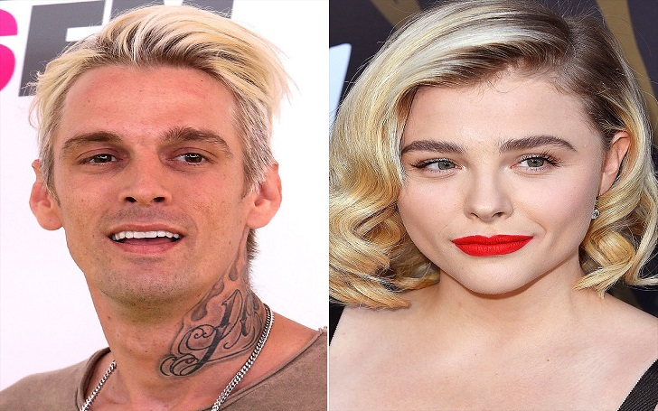 Aaron Carter Still Wants to Go on A Date With Chloe Grace Moretz: 'It Will Be a Good One'