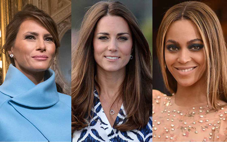 Poll Says Melania Trump is More Popular than Kate Middleton and Beyoncé