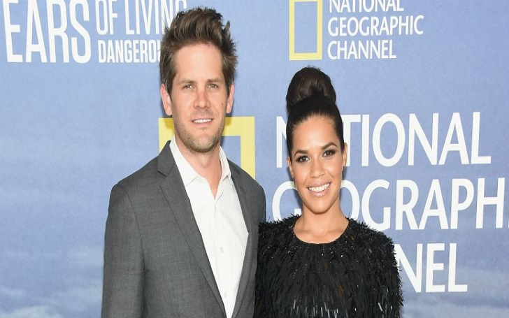 America Ferrera Is Pregnant: Expecting Her First Child With Husband Ryan Piers Williams