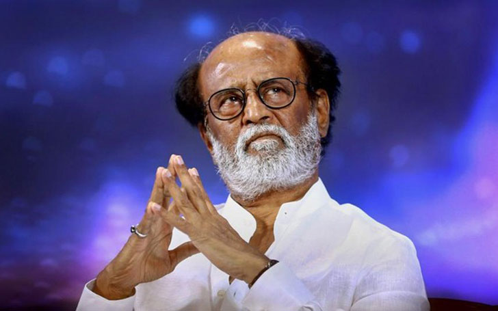 Tamil Actor Rajinikanth Starts his Second Inning with a Bang