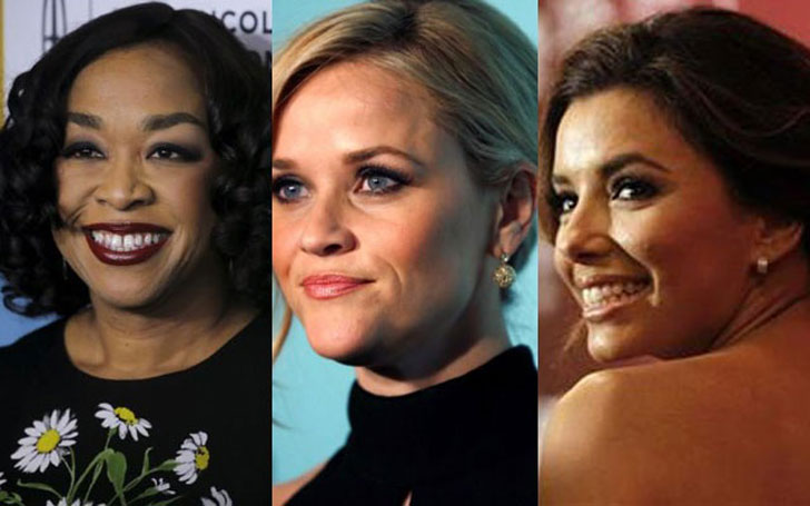 Hollywood Actresses Come Together to Fight Sexual Harassment