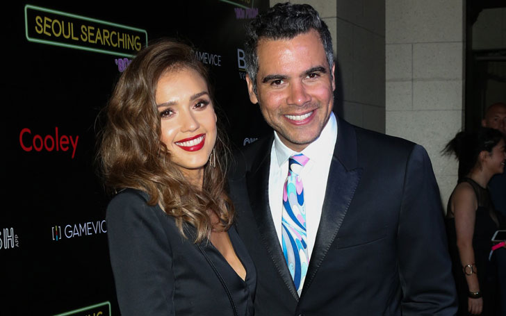 Jessica Alba Gives Birth to Baby Number 3 with Cash Warren
