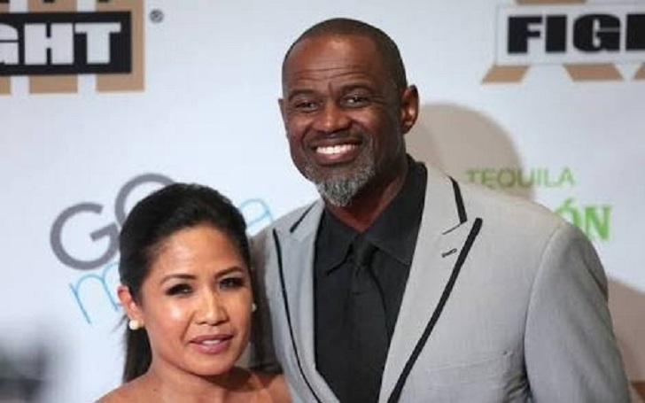 Wedding: Brian McKnight Marries Leilani Malia Mendoza in New Year's Eve Ceremony