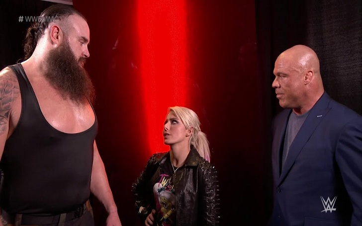 Alexa Bliss and Braun Strowman to Team for the WWE Mixed Match Challenge