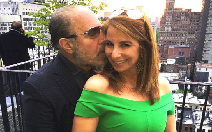Jill Zarin Celebrates 18th Wedding Anniversary With Husband Bobby Zarin