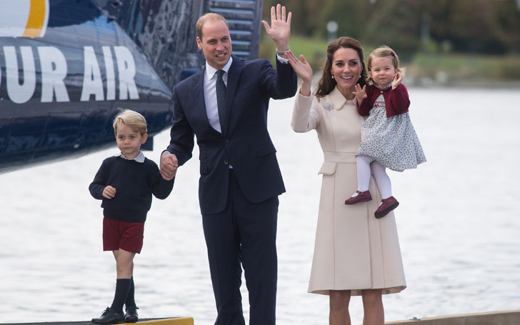 Why Prince William Rarely Holds Princess Charlotte in Public?