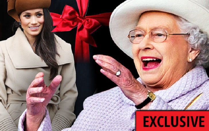 Meghan Markle's Christmas Present for Queen Revealed: A Singing Toy, Hamster