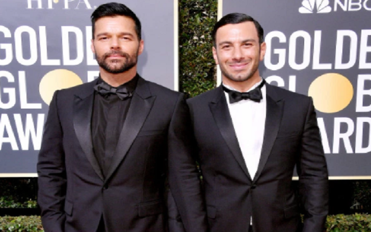 Another Married Gay Couple: Ricky Martin Confirms Marriage to Boyfriend Jwan Yosef