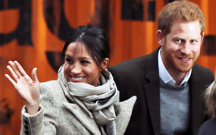 Meghan Markle Deleted her all Social Media Accounts after being Engaged to Prince Harry