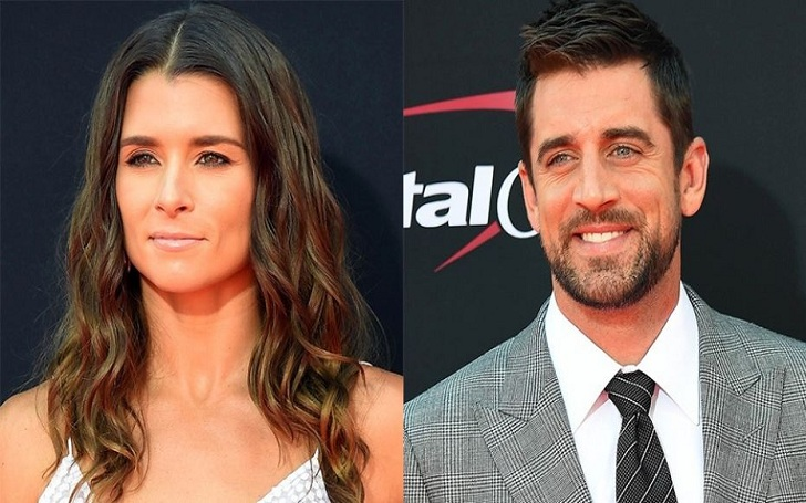 Danica Patrick Confirms Her Affair with Green Bay Packers QB Aaron Rodgers; Chicago Bears Trolls
