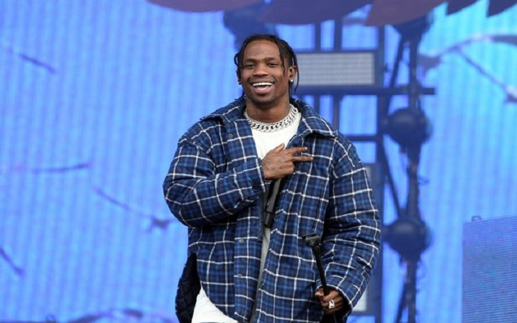 Travis Scott Learning to Become a Daddy, Kylie's 'Impressed'