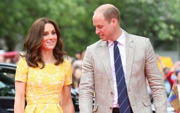 Prince William and Kate all Set for Royal Tour of Sweden and Norway