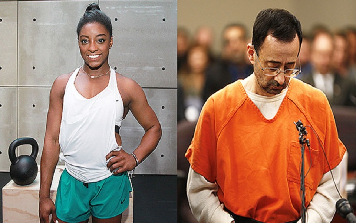 Olympics Gold Medalist Simon Biles Alleges USA Gymnastics doctor Larry Nassar Abused Her