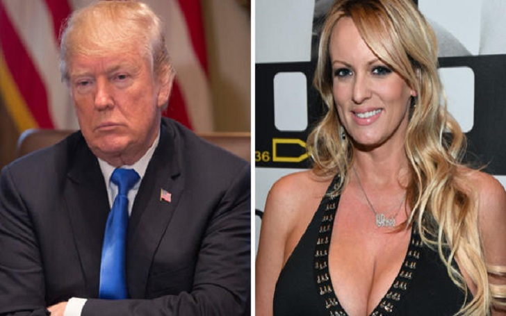 Porn Star Stormy Daniels Confessed to have Affair with Donald Trump in a Magazine Interview in 2011