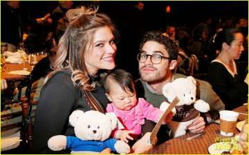 Darren Criss and his Girlfriend Mia Swier Engaged after Seven Years of Dating