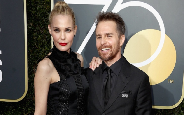 Sam Rockwell and Leslie Bibb are Together for a Decade; Revealed 'Good Sex' as Relationship Secret