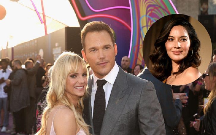 Olivia Munn Denies her Dating Rumors with Chris Pratt; Shares her Instagram Texts to Anna Faris