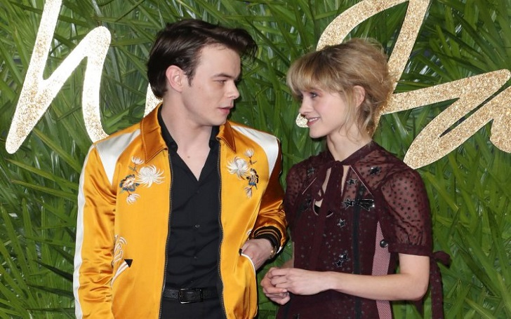 'He's Alright': Strangers Things' Natalia Dyer About Year-Long Boyfriend Charlie Heaton