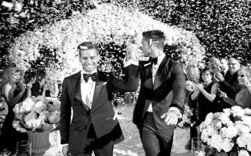 Real Estate Agent Josh Flagg Wed Bobby Boyd in LA: Look Into Their Emotional Vows