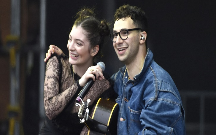 Jack Antonoff Denies his Dating Rumors with Lorde After Lena Dunham Split