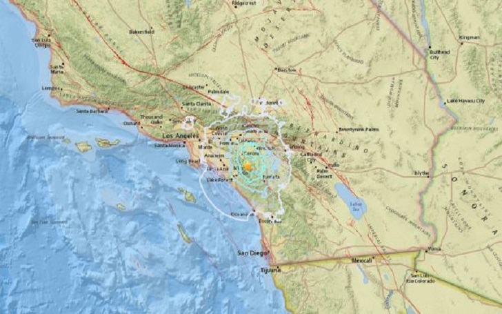 California Sees Three Earthquakes in a Day after Scientists Predict more Earthquakes in 2018