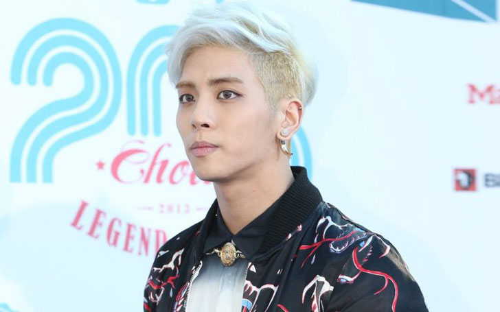 South Korean boy band SHINee star Kim Jong-hyun Dies in an Apparent Suicide