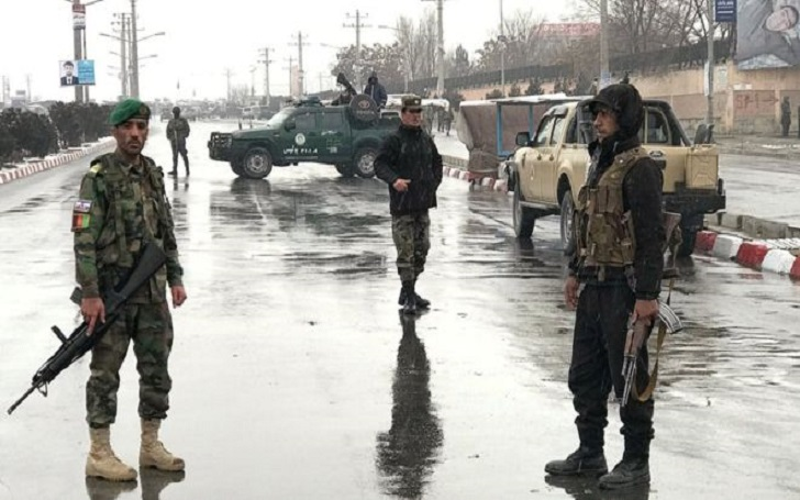 Afghanistan Conflict: Deadly Attack on Kabul Military Base Following Ambulance Bomb Incident