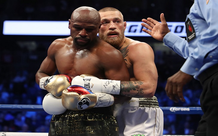 UFC Bout: Conor McGregor Hits Back at Floyd Mayweather's Taunts