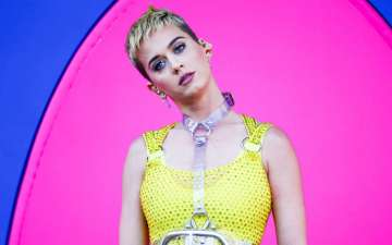 Katy Perry Says Keeping Private Her Personal Life 'Is Like Walking a Tightrope'