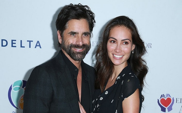 'General Hospital' Actor John Stamos Marries Pregnant Fiancee Caitlin McHugh