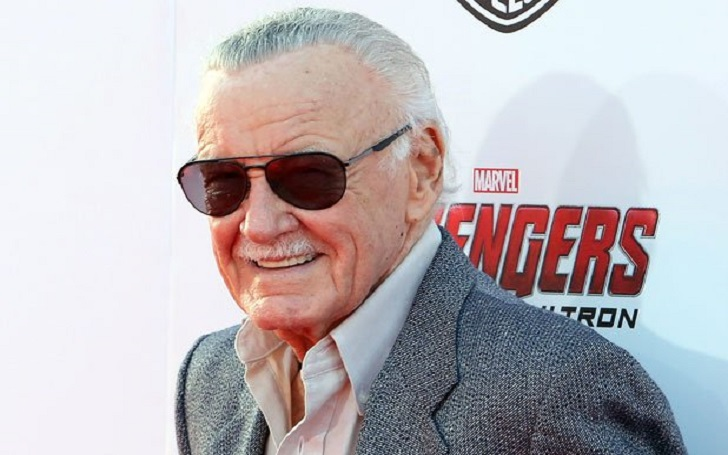 Stan Lee, Former head of Marvel Comics, Returns Back Home After Brief Hospitalization