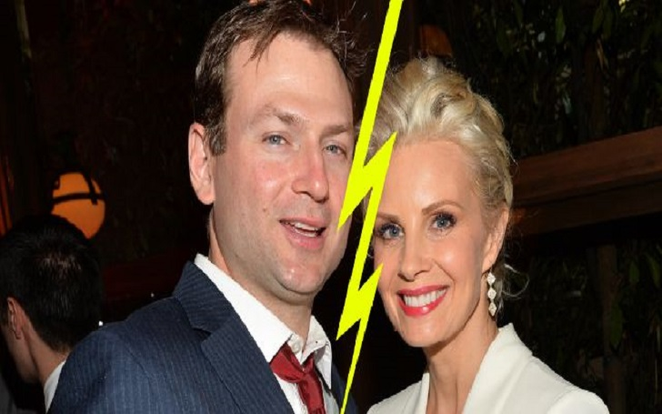 They Have Split: Monica Potter and Husband Daniel ...  Monica