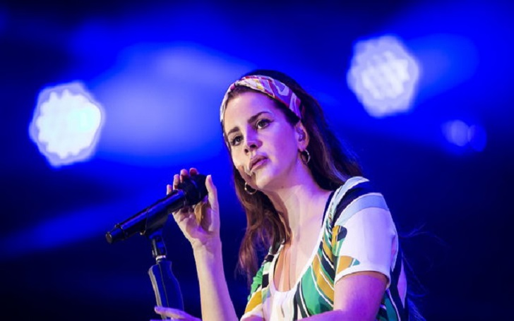 Lana Del Rey: Man Has Been Arrested in Orlando Over 'Kidnap Threat'