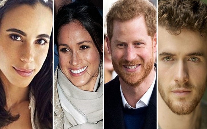 Who Are Playing Prince Harry and Meghan Markle in Lifetime's 'A Royal Romance'?
