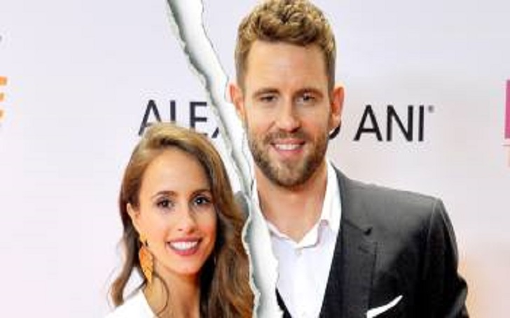 Nick Viall Shuts Down Reunite Rumors After Corinne Olympios Shares Throwback Photo