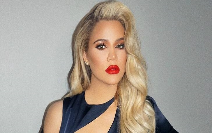Pregnant Khloé Kardashian Shares her 29-Week Baby Bump Photo Via Instagram
